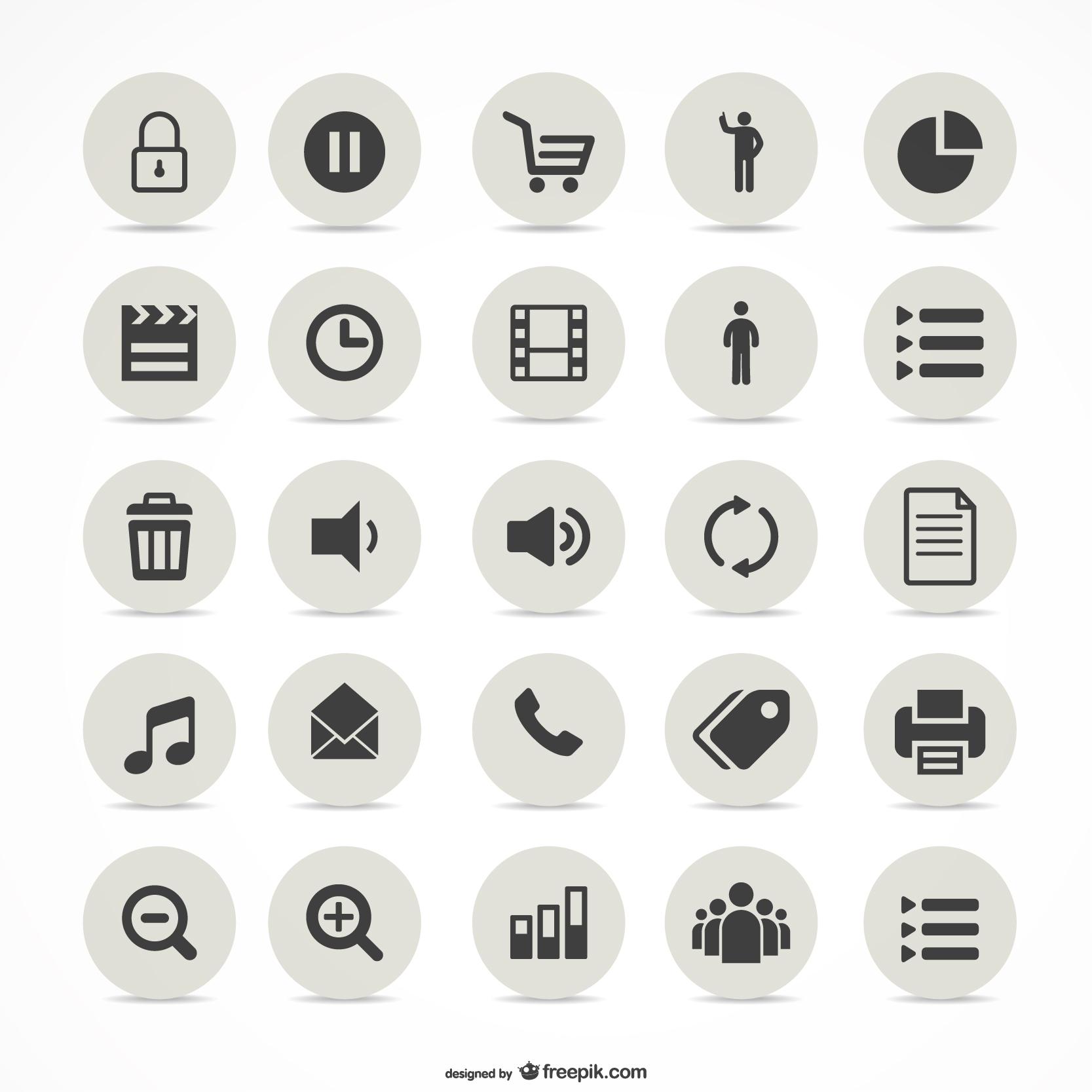 Ikony internetowe